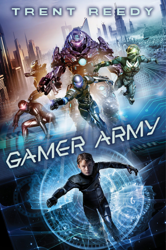Gamer Army novel